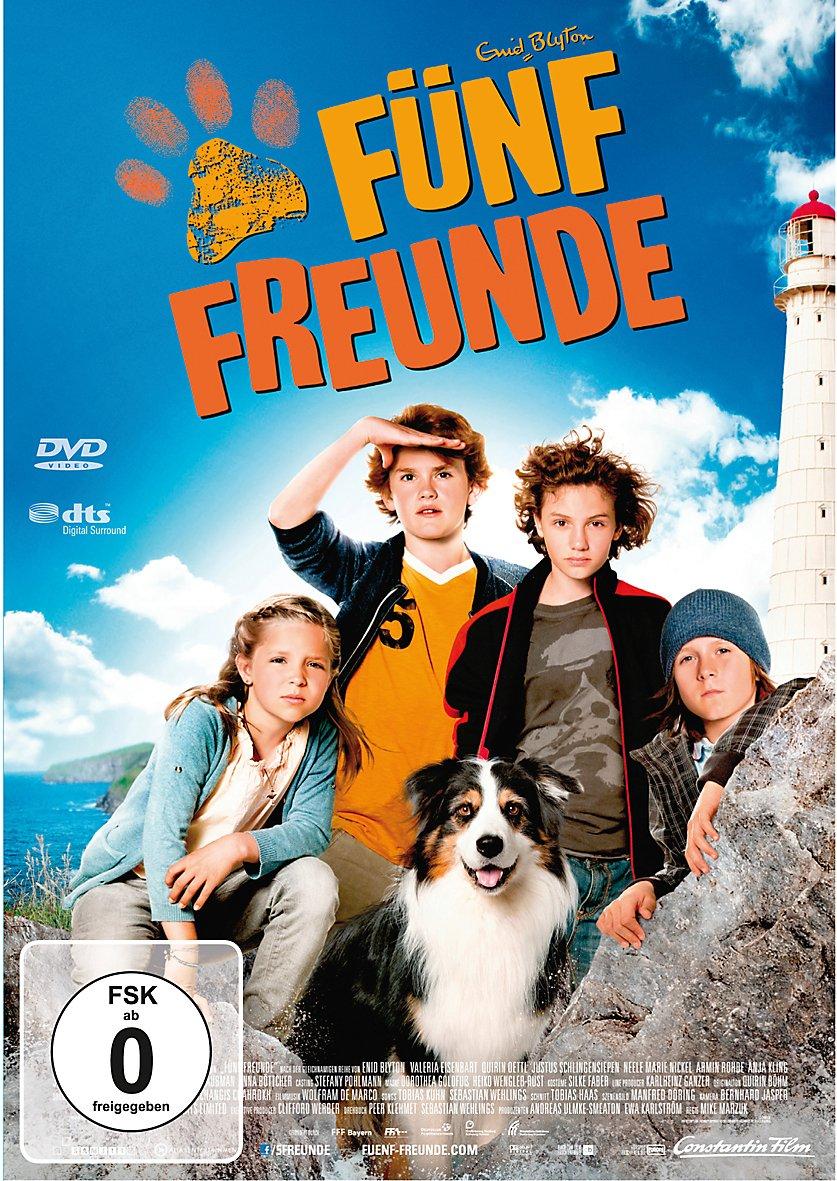 5 Freunde Dvd