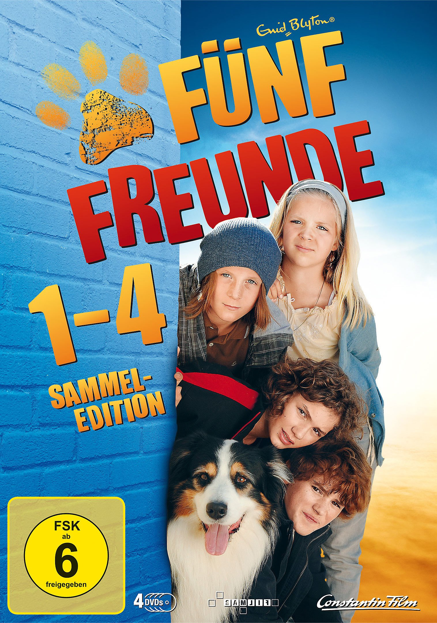 Fünf Freunde 1