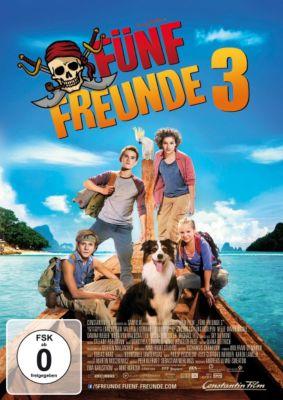 Fünf Freunde 3, Enid Blyton