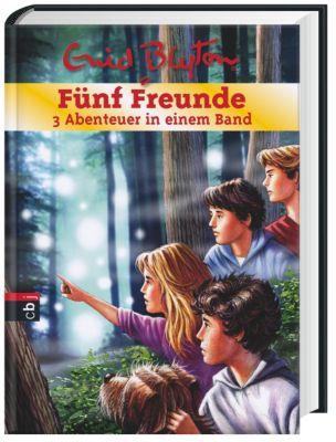 Fünf Freunde - 3 Abenteuer in einem Band - Enid Blyton pdf epub