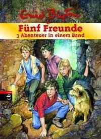 Fünf Freunde - 3 Abenteuer in einem Band, Enid Blyton