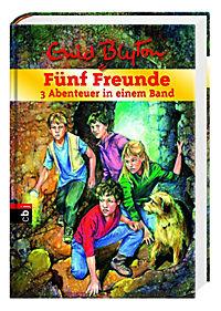 Fünf Freunde - 3 Abenteuer in einem Band - Produktdetailbild 1