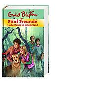 Fünf Freunde - 3 Abenteuer in einem BandF, ünf Freunde und das Teufelsmoor; Fünf Freunde und der Hexenring; Fünf Freunde - Produktdetailbild 1