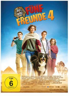 Fünf Freunde 4, Enid Blyton
