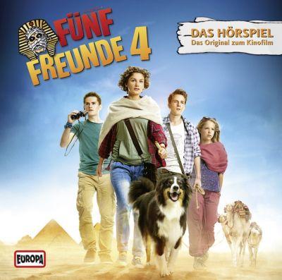 Fünf Freunde 4 - Das Original-Hörspiel zum Kinofilm, Enid Blyton