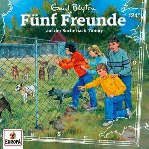 Fünf Freunde auf der Suche nach Timmy (Folge 124), Enid Blyton