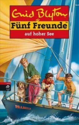 Fünf Freunde auf hoher See, Enid Blyton