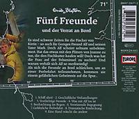 Fünf Freunde Band 71: Fünf Freunde und der Verrat an Bord (1 Audio-CD) - Produktdetailbild 1
