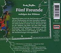 Fünf Freunde Band 74: Fünf Freunde verfolgen den Wilderer (1 Audio-CD) - Produktdetailbild 1