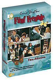Fünf Freunde Box, Enid Blyton