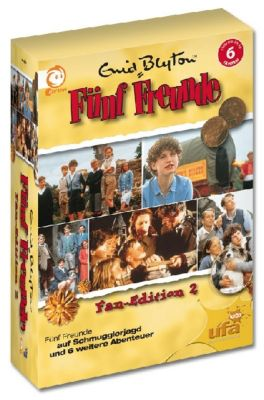 Fünf Freunde Box 2, Enid Blyton