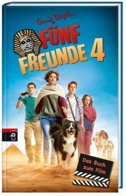 Fünf Freunde Buch zum Film Band 4: Fünf Freunde 4, Enid Blyton