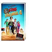 Fünf Freunde Buch zum Film Band 4: Fünf Freunde 4 - Produktdetailbild 1