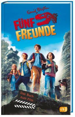 Fünf Freunde - Das Buch zum Film, Enid Blyton
