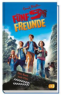 Fünf Freunde - Das Buch zum Film - Produktdetailbild 1