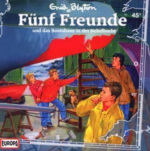 Fünf Freunde und das Bootshaus in der Nebelbucht, Fünf Freunde