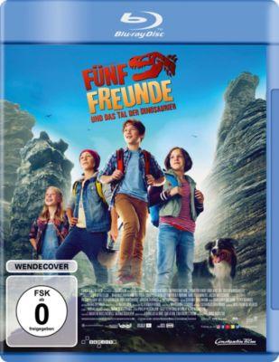 Fünf Freunde und das Tal der Dinosaurier, Marinus Hohmann,Ron Antony... Allegra Tinnefeld
