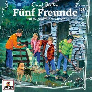 Fünf Freunde und die gefährlichen Wurzeln (Folge 126), Enid Blyton