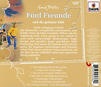 Fünf Freunde und die gemeine Falle, 1 Audio-CD - Produktdetailbild 1