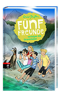 Fünf Freunde verfolgen die Strandräuber - Produktdetailbild 1