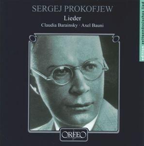 Fünf Gedichte Op.36/D.Hässliche Entlein Op.18/+, Barainsky, Bauni