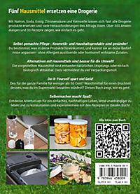 Fünf Hausmittel ersetzen eine Drogerie - Produktdetailbild 1