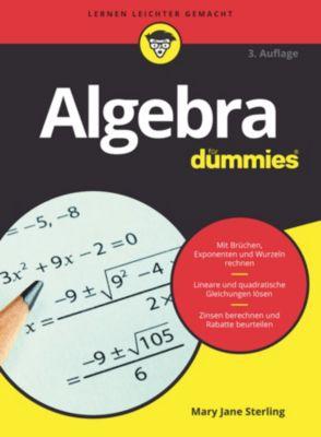 ...für Dummies: Algebra für Dummies, Mary Jane Sterling