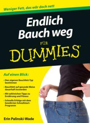 ...für Dummies: Endlich Bauch weg für Dummies, Erin Palinski-Wade