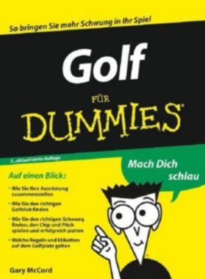 ...für Dummies: Golf für Dummies, Gary McCord