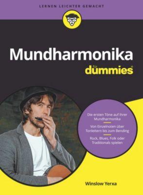 ...für Dummies: Mundharmonika für Dummies, Winslow Yerxa