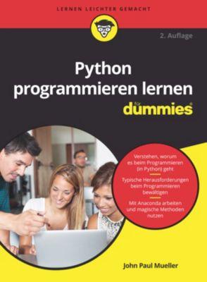 ...für Dummies: Python programmieren lernen für Dummies, John Paul Mueller