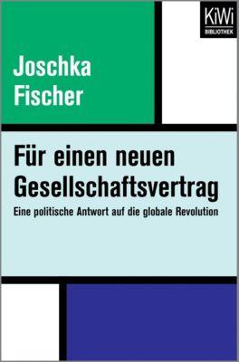 Für einen neuen Gesellschaftsvertrag - Joschka Fischer pdf epub
