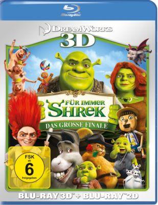 Für immer Shrek - 3D-Version, Josh Klausner, Darren Lemke