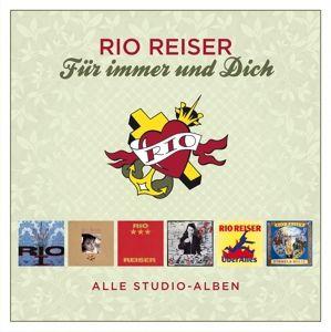 Für Immer Und Dich-Alle Studio-Alben (Vinyl), Rio Reiser