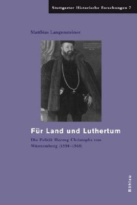 Für Land und Luthertum, Matthias Langensteiner