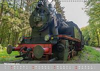 Für Liebhaber des Dampfes (Wandkalender 2019 DIN A3 quer) - Produktdetailbild 11