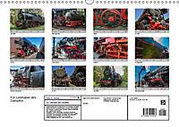 Für Liebhaber des Dampfes (Wandkalender 2019 DIN A3 quer) - Produktdetailbild 13