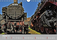 Für Liebhaber des Dampfes (Wandkalender 2019 DIN A4 quer) - Produktdetailbild 10