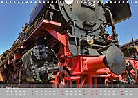 Für Liebhaber des Dampfes (Wandkalender 2019 DIN A4 quer) - Produktdetailbild 4