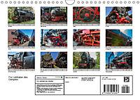 Für Liebhaber des Dampfes (Wandkalender 2019 DIN A4 quer) - Produktdetailbild 13