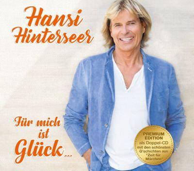 Für mich ist Glück... (Premium Edition, 2 CDs), Hansi Hinterseer