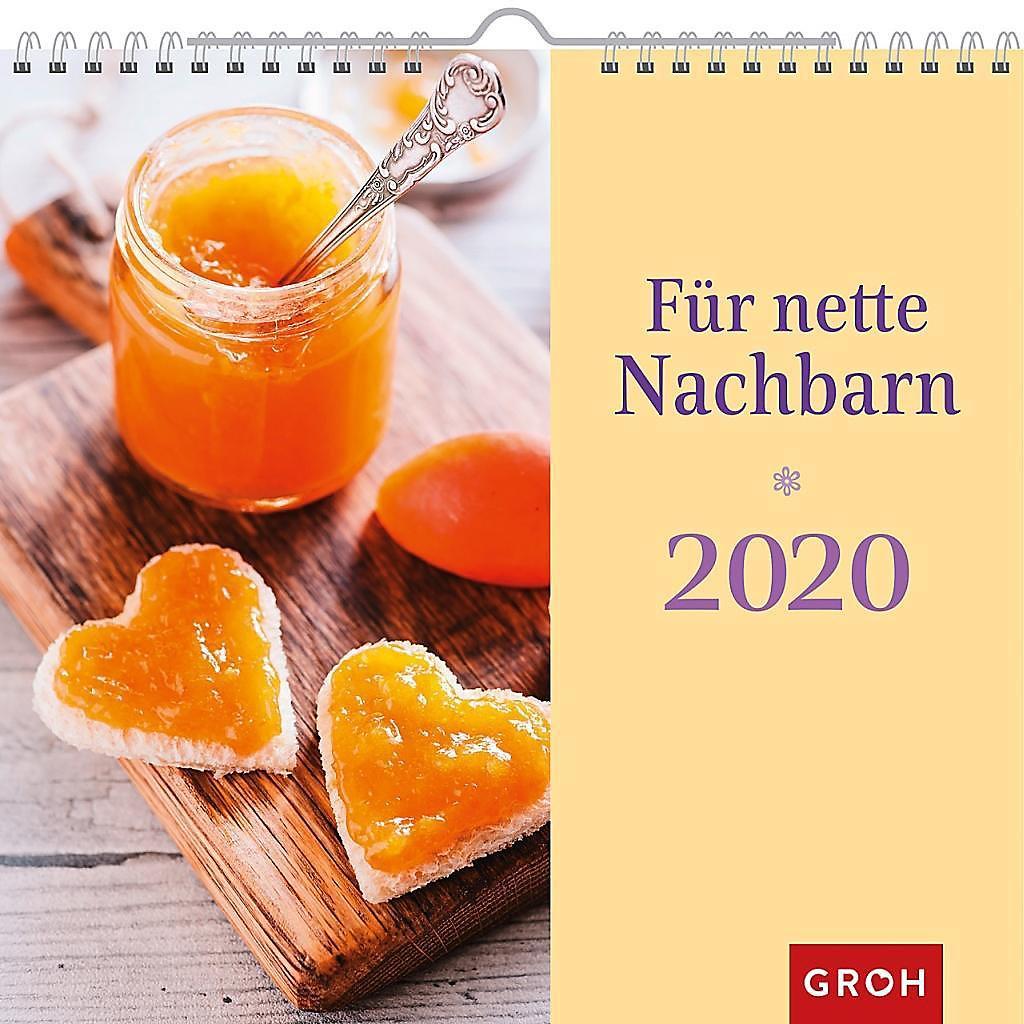 Für Nette Nachbarn 2020 Kalender Bei Weltbildch Bestellen