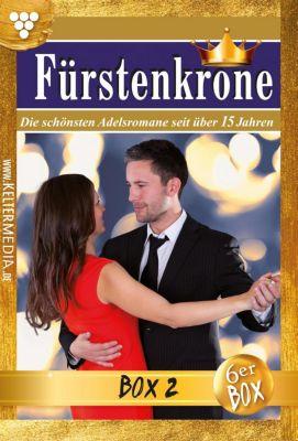 Fürstenkrone Box: Fürstenkrone Jubiläumsbox 2 – Adelsroman, Diverse Autoren, Roberta von Grafenegg, Cora von Ilmenau, Arlette von Grevental