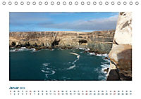 Fuerteventura. Die karge Schöne der Kanaren (Tischkalender 2019 DIN A5 quer) - Produktdetailbild 1