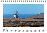 Fuerteventura. Die karge Schöne der Kanaren (Tischkalender 2019 DIN A5 quer) - Produktdetailbild 3