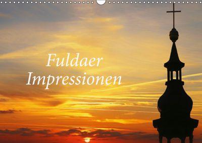 Fuldaer Impressionen (Wandkalender 2019 DIN A3 quer), Cornelia Nerlich