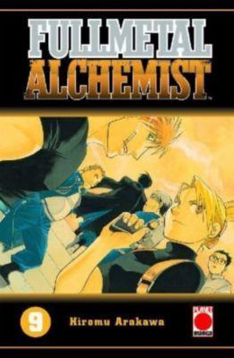 Fullmetal Alchemist, Hiromu Arakawa
