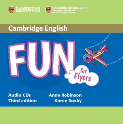 Fun for Flyers (Third edition) - Class Audio-CD