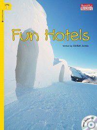 Fun Hotels, Delilah Jones