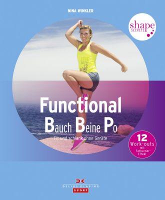 Functional Bauch Beine Po, Nina Winkler